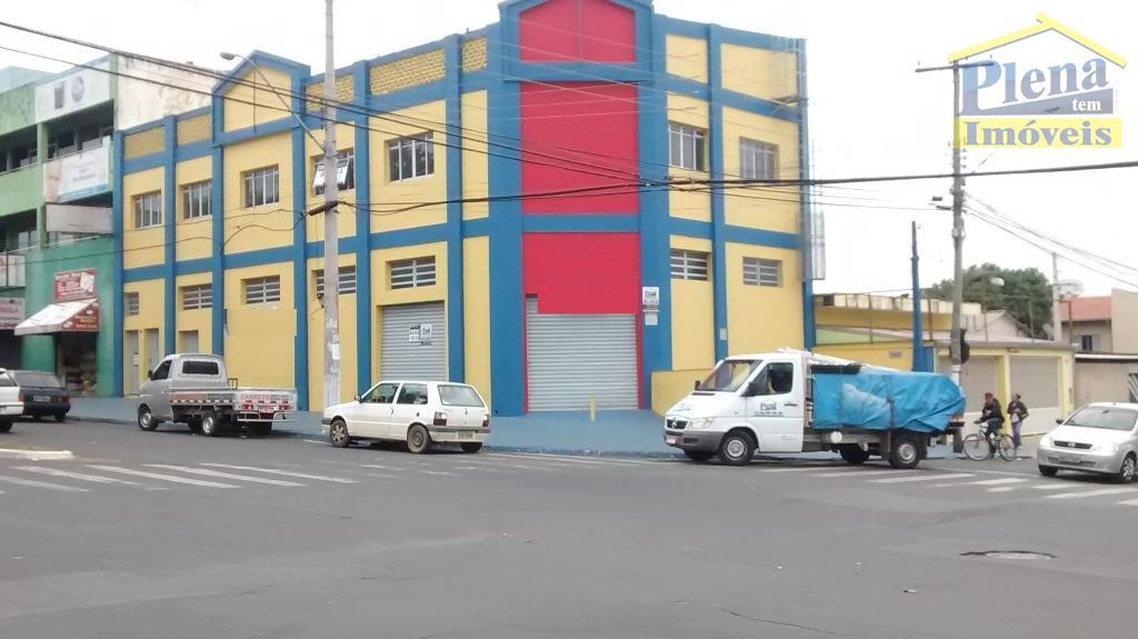 Salão comercial para locação, Jardim Amanda I, Hortolândia.