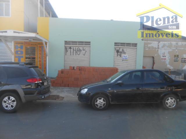 Salão comercial para locação, Vila São Francisco, Hortolândia.