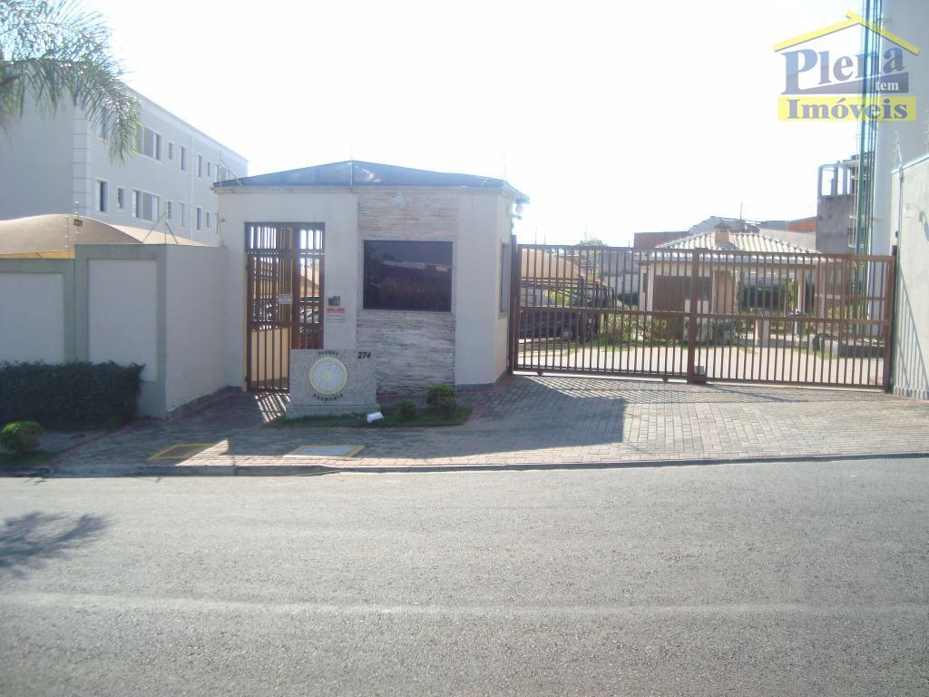 Apartamento residencial para locação, Parque Gabriel, Hortolândia.