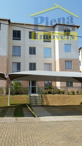 Apartamento residencial para locação, Loteamento Remanso Campineiro, Hortolândia.