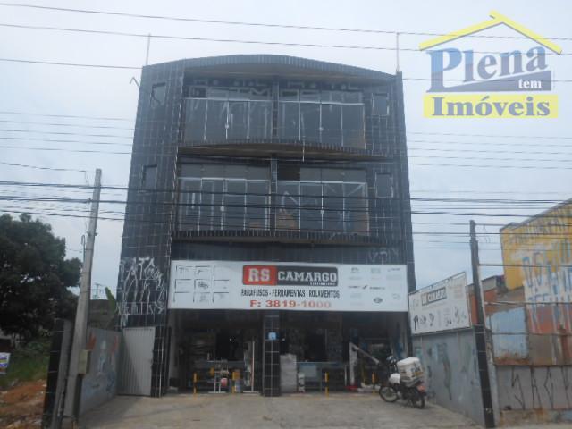 Sala comercial para venda e locação, Centro, Hortolândia.