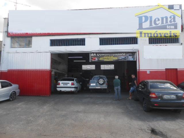 Salão comercial para venda e locação, Jardim Aparecida, Campinas.