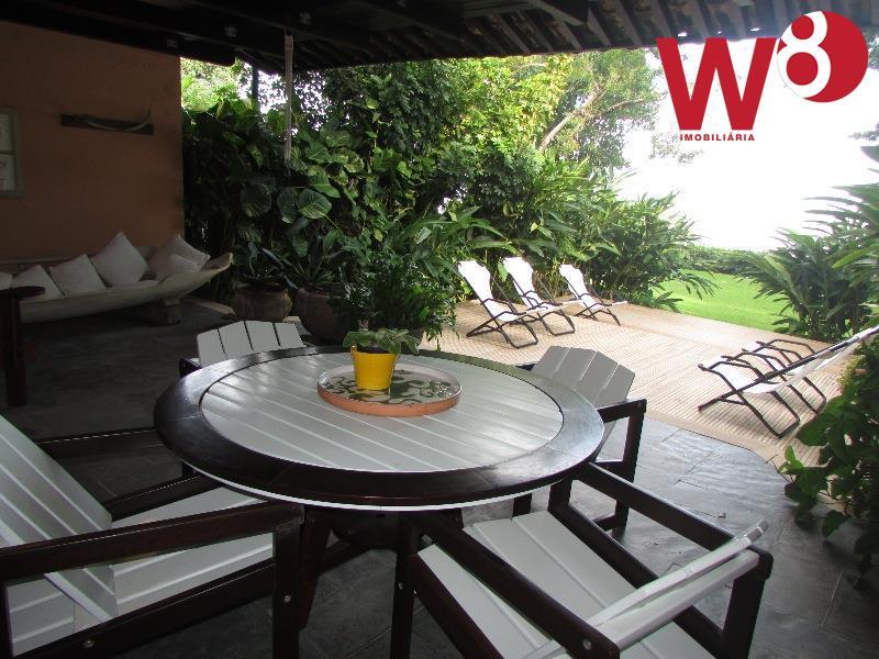Sobrado residencial para venda e locação, Camburi, São Sebastião - SO0085.