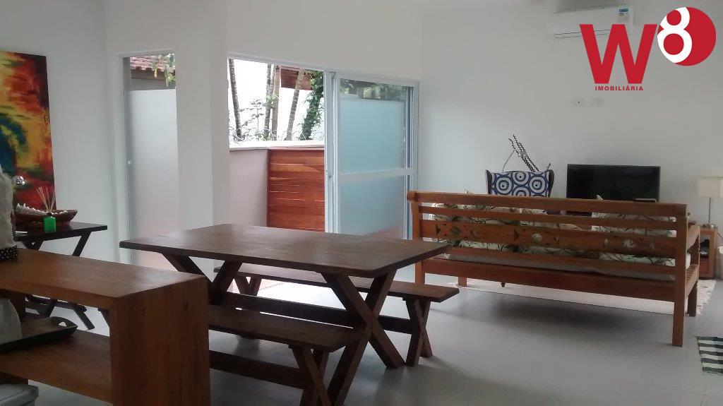 Casa residencial à venda, Camburi, São Sebastião.