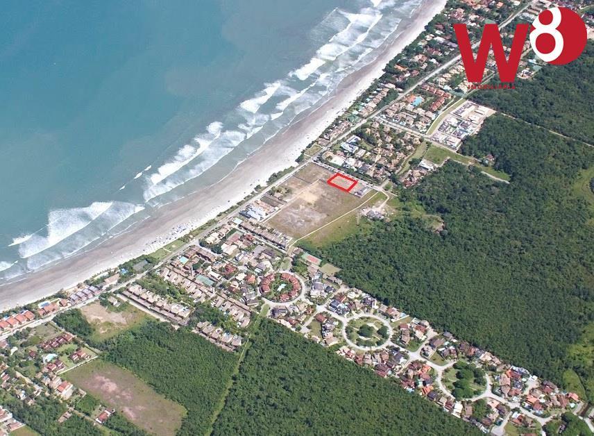 Terreno com ótima localização à venda, Baleia, São Sebastião - TE0021.