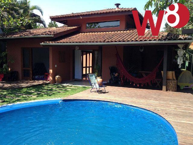 Casa residencial à venda, Baleia, São Sebastião - CA0024.