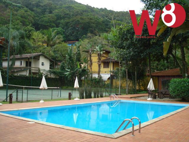 Sobrado residencial à venda, Camburi, São Sebastião.