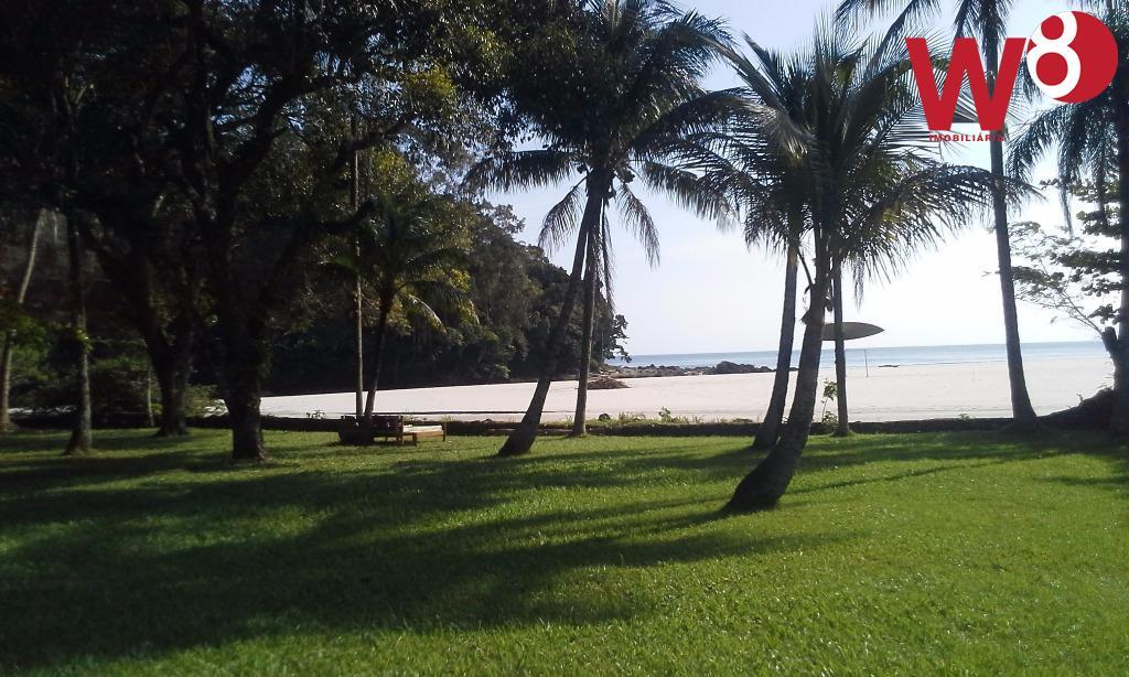 Casa frente ao mar para venda e locação, Maresias, São Sebastião.