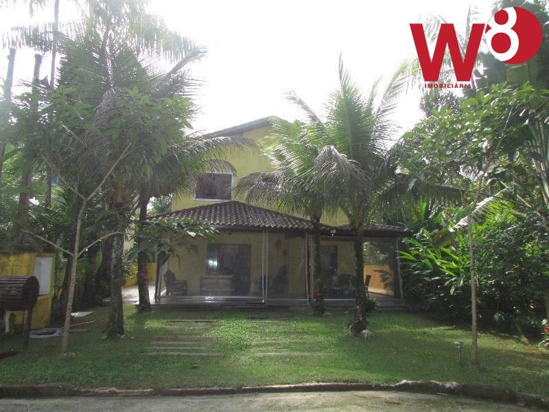 Casa  em condomínio para venda e locação, Baleia, São Sebastião.