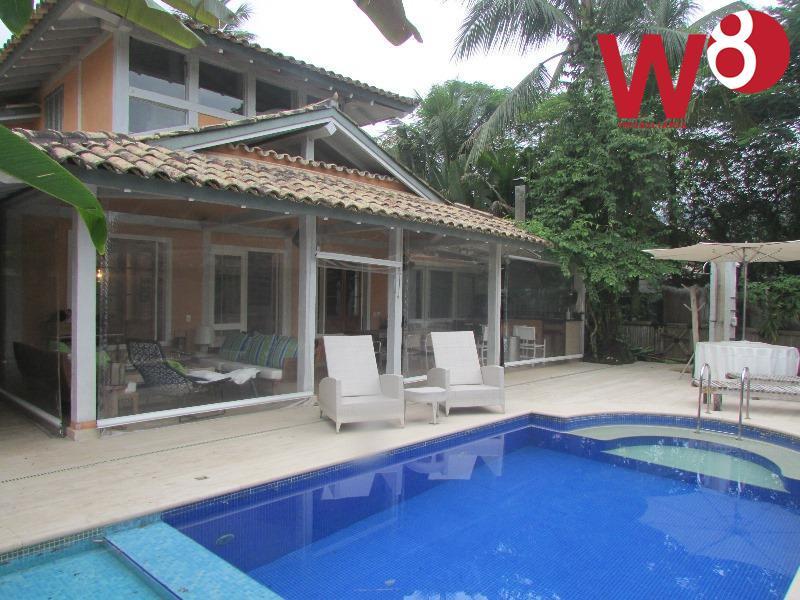 Casa residencial à venda, Camburizinho, São Sebastião.