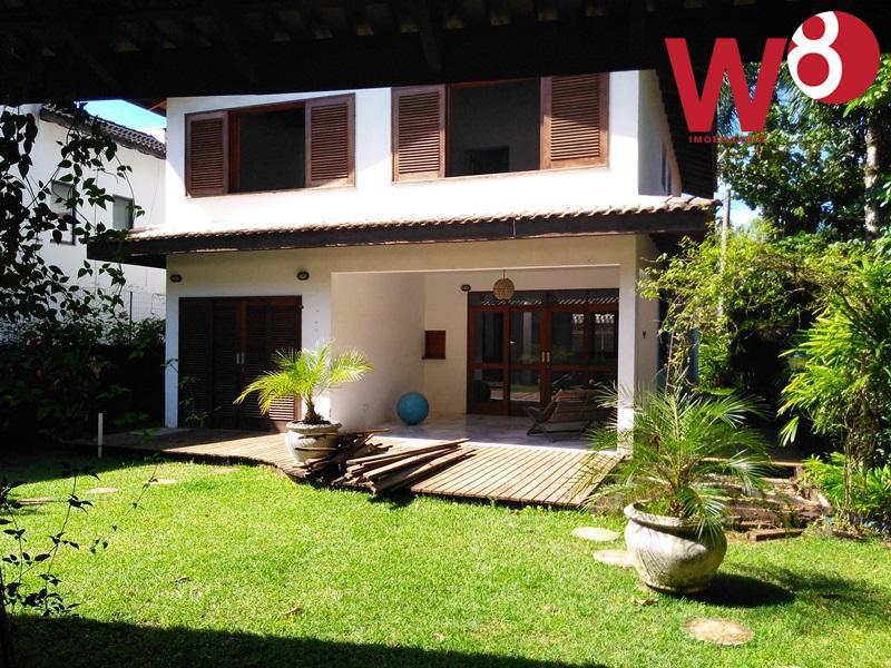 Casa residencial para venda e locação, Baleia, São Sebastião.