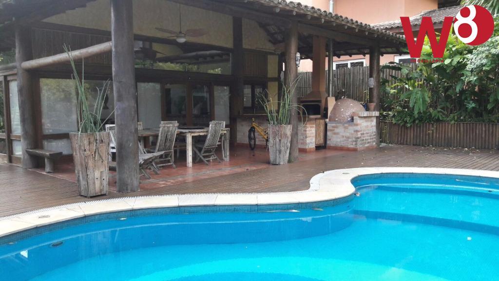 Casa residencial para venda e locação, Toque Toque Pequeno, São Sebastião.