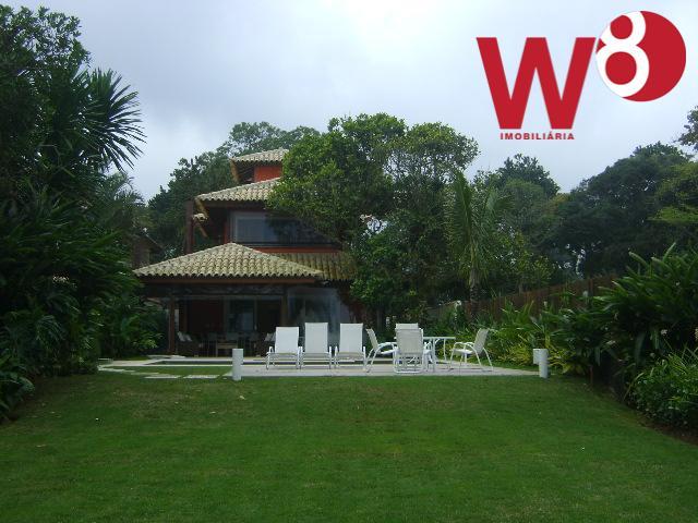 Casa residencial para venda e locação, Camburizinho, São Sebastião - CA0132.