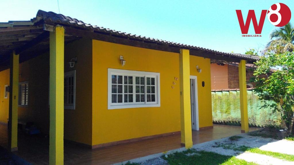 Casa residencial à venda, Boracéia, São Sebastião.