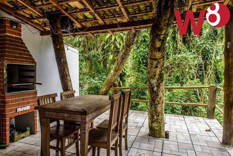 Casa residencial para venda e locação, Camburi, São Sebastião.