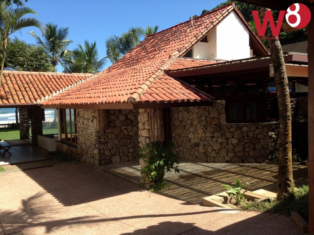 Casa residencial para venda e locação, Juquehy, São Sebastião.
