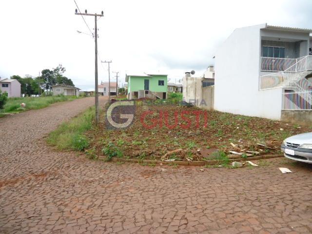 Terreno  residencial à venda, Agostini, São Miguel do Oeste.