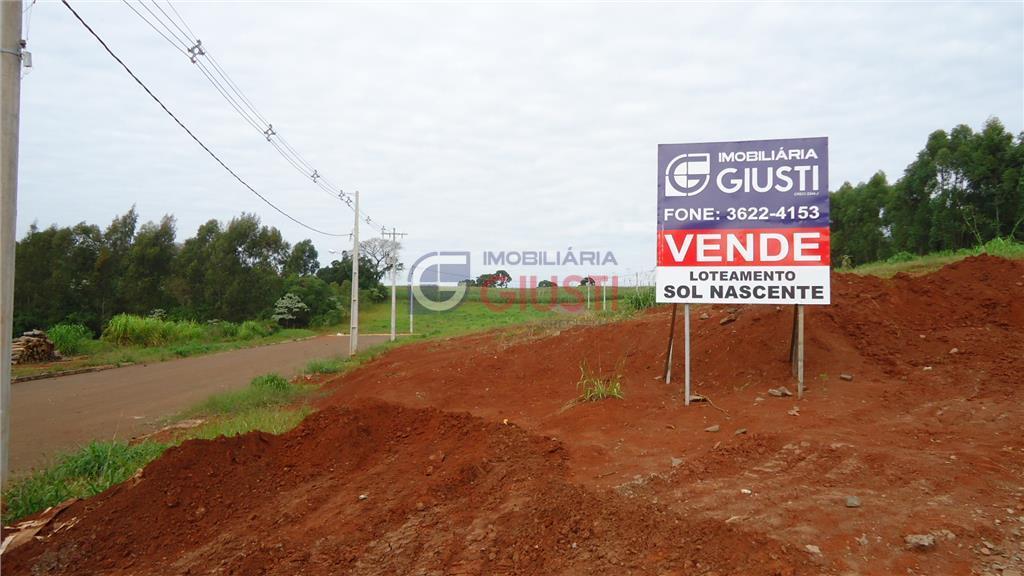 Terreno  residencial à venda, Loteamento Sol Nascente, São Miguel do Oeste.