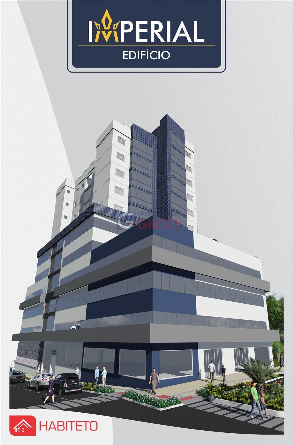 Edifício Imperial, residencial e comercial à venda, Centro, São Miguel do Oeste.