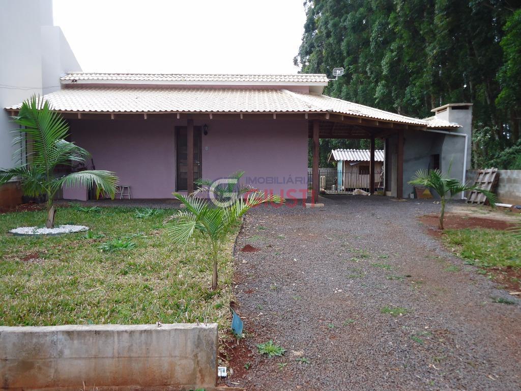 Casa residencial à venda, Bairro Agostini, Loteamento Celeste, São Miguel do Oeste.