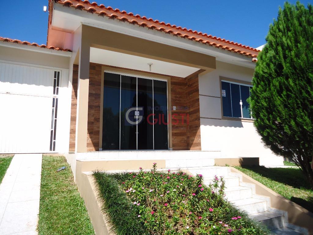 Casa residencial à venda, Bairro Santa Rita, São Miguel do Oeste.