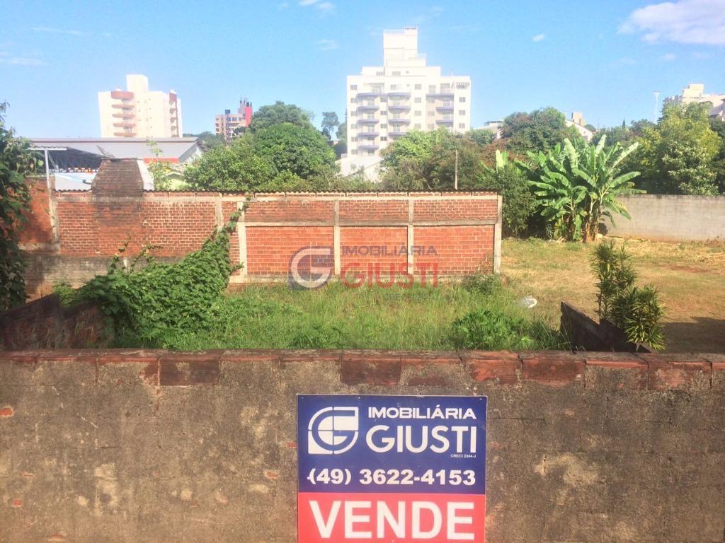 Terreno comercial à venda, Centro, São Miguel do Oeste.