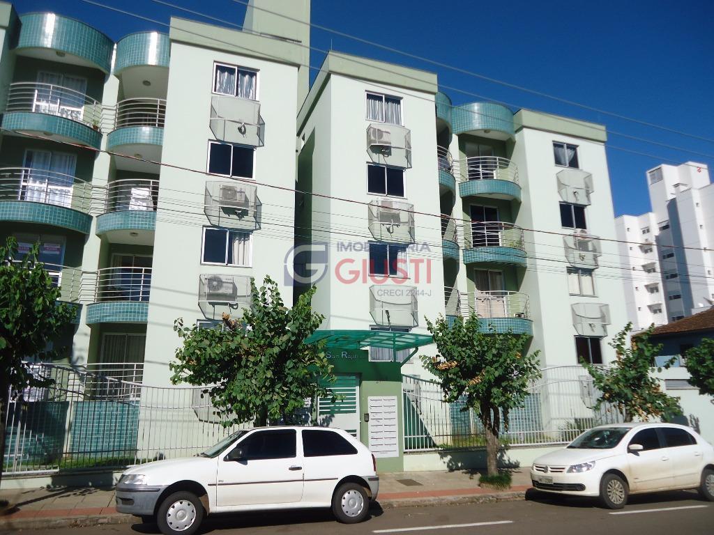 Apartamento residencial à venda, Edifício San Raphael, Centro, São Miguel do Oeste.