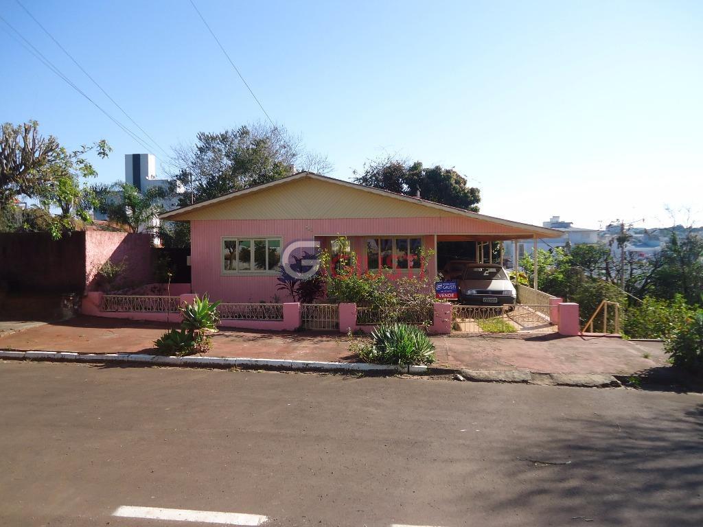 Casa residencial à venda, Centro, São Miguel do Oeste - TE0092.