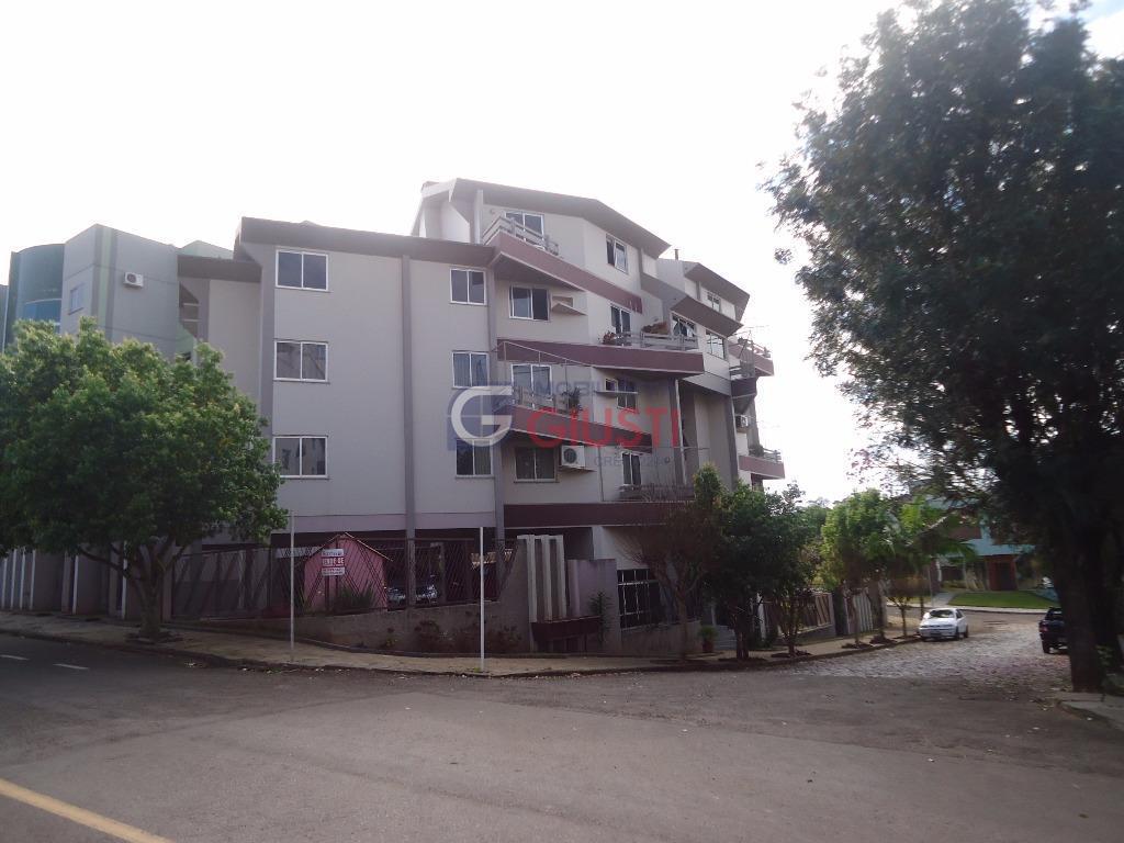 Apartamento residencial à venda, Edifício Flamboyant, próximo Colégio CVE, Centro, São Miguel do Oeste.