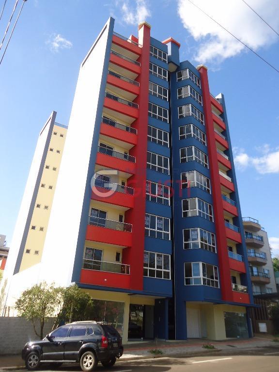 Apartamento residencial à venda, Centro, São Miguel do Oeste.