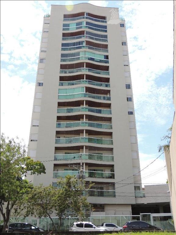 Apartamento residencial à venda, Jardim Paulistano, Sorocaba.