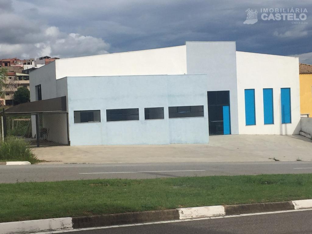 Salão comercial para venda e locação, Itapeva, Votorantim.
