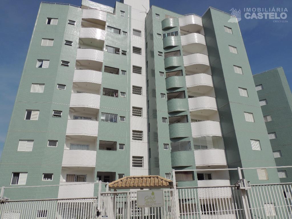 Apartamento residencial à venda, Cidade Jardim, Sorocaba.