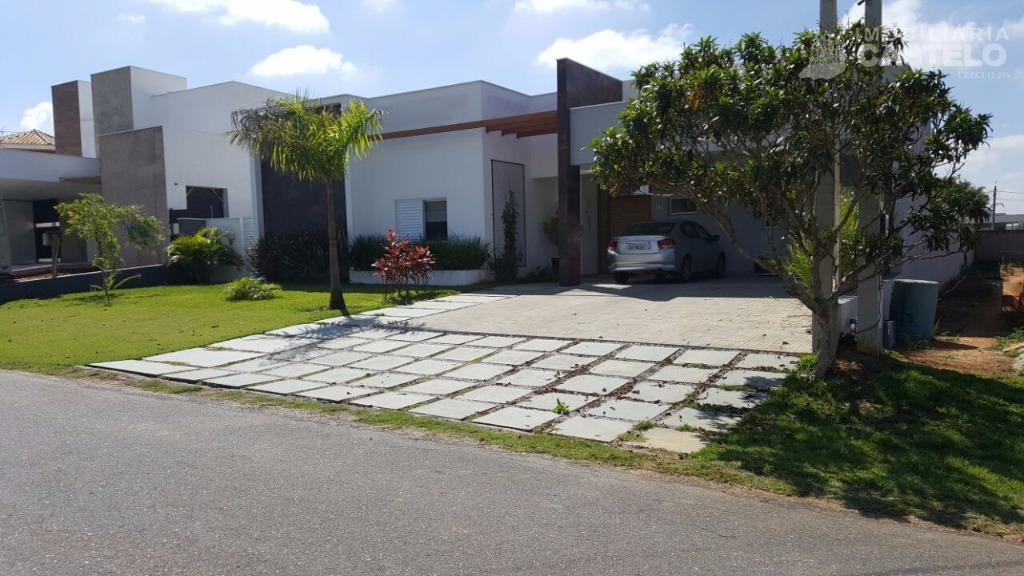 Casa residencial à venda, Condomínio Village Ipanema, Araçoiaba da Serra.