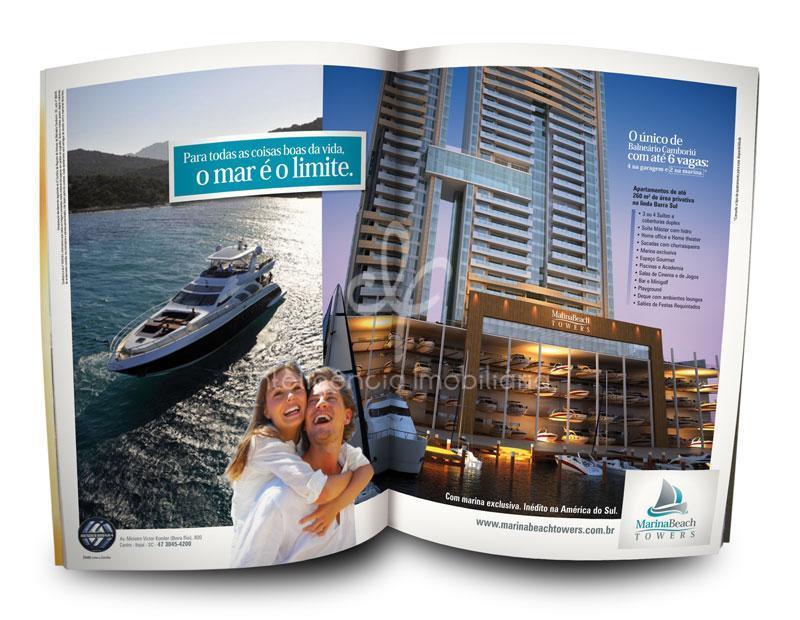 requinte e sofisticação para você continuar no topo mesmo ao nível do mar.o marina beach towers...