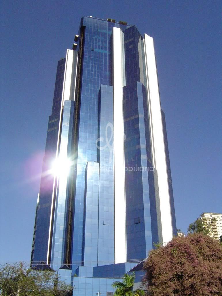 Andar Corporativo com 619 m² em Alphaville, Barueri.