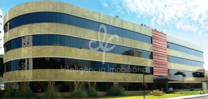 Conjunto corporativo térreo para locação, na Zona Sul, São Paulo.