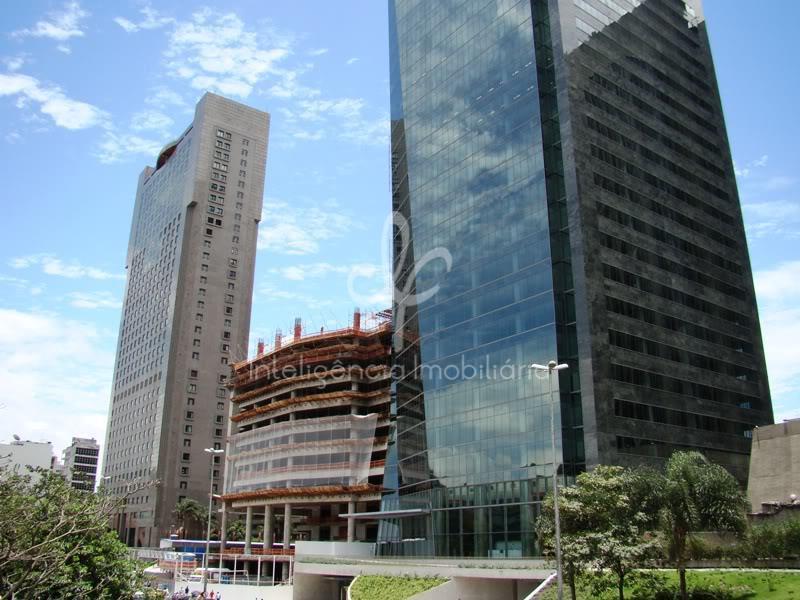 ótimo acesso pelas avenidas república do chile e paraguai, presidente antonio carlos, e avenida presidente vargas.edifício...