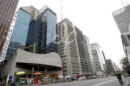 Andar corporativo com 3.620m² para locação, Bela Vista, São Paulo.