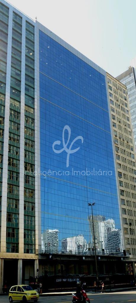 Espaço corporativa com 5.000 m² para locação no Centro, Rio de Janeiro.
