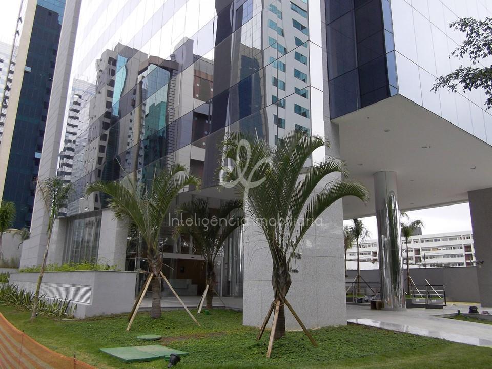 Laje comercial duplex com 634 m², 13 vagas, alto padrão, região da Berrini, SP/SP