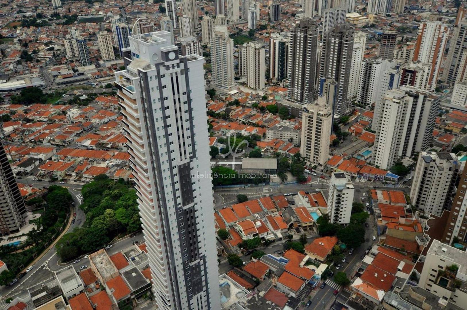 Luxuoso apartamento com 4 suítes e 326 m² privativos à venda, Jardim Anália Franco, São Paulo.