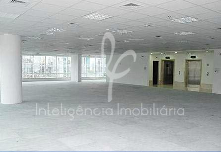 Laje comercial no Brooklin, 539 m², 13 vagas, SP/SP