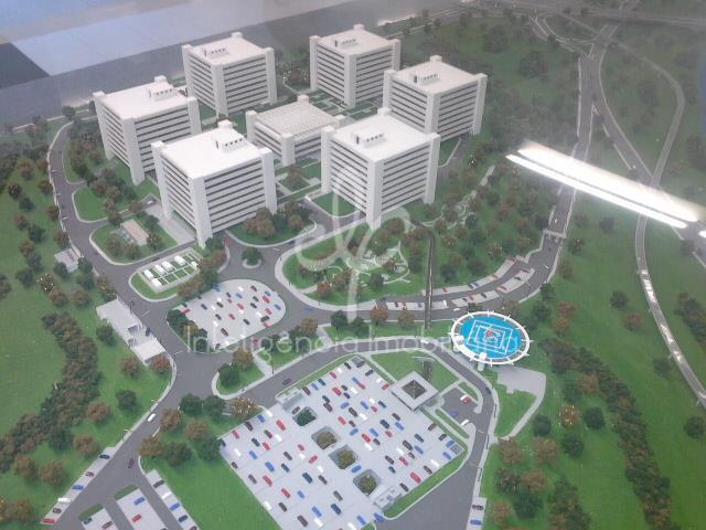 Conjunto comercial para locação, 157 m², 1 vaga, Centro Empresarial São Paulo