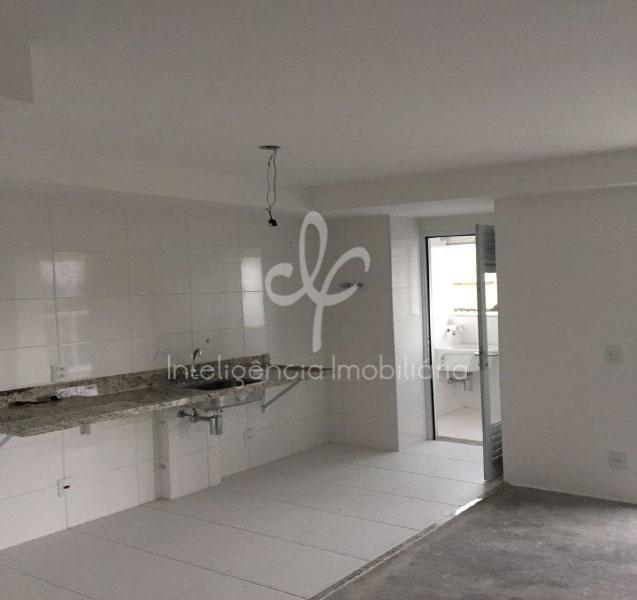 Apartamento novo com 43,76 m², 1 dormitório, 1 vaga, bairro Pompéia, SP/SP.