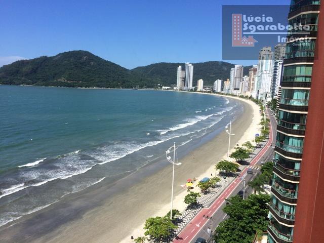 Apartamento com linda Vista do Mar para a Barra Sul