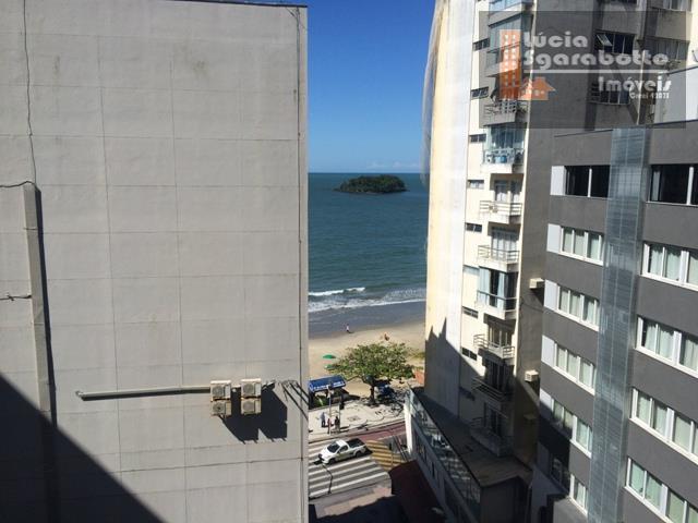 Coração de Balneário com vista para o mar!