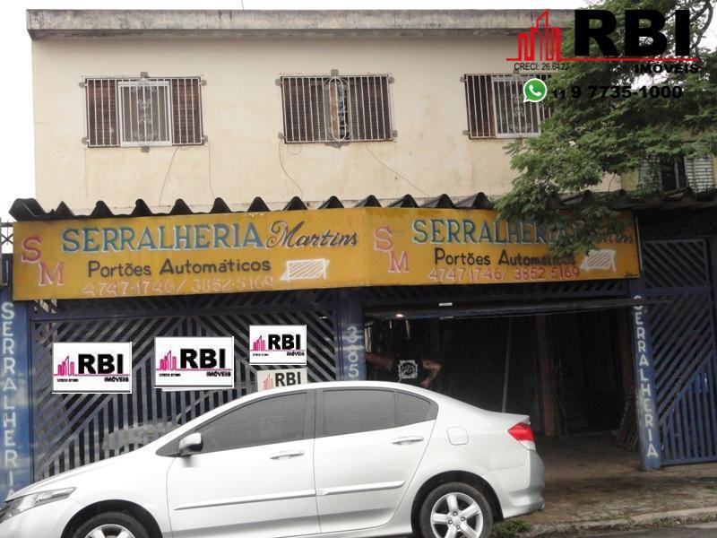Prédio  comercial à venda, Vila Amorim, Suzano.