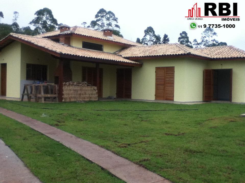 Chácara residencial à venda, Palmeiras de São Paulo, Suzano.