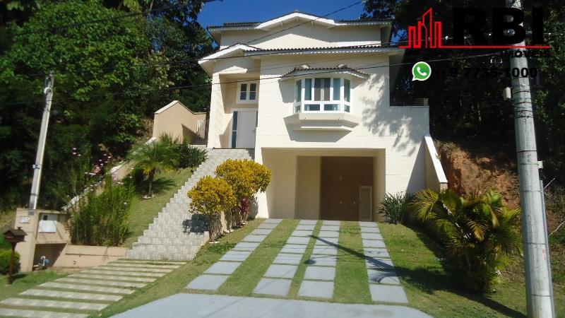 Sobrado residencial à venda, Aruã Eco Park, Mogi das Cruzes.